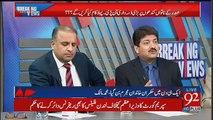 Kam az Kam 3 PM Ko Nawaz Shareef Shab Ne Establishment Ke Sath Mil Kr Nikal Chukey Hain  Hamid Mir