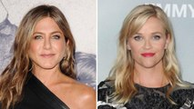 Reese Witherspoon, Jennifer Aniston to Star in Morning Show-Themed TV Series | THR News