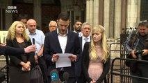 Charlie Gard, le bébé atteint d'une maladie rare au coeur d'une longue procédure judiciaire au Royaume-Uni, est décédé