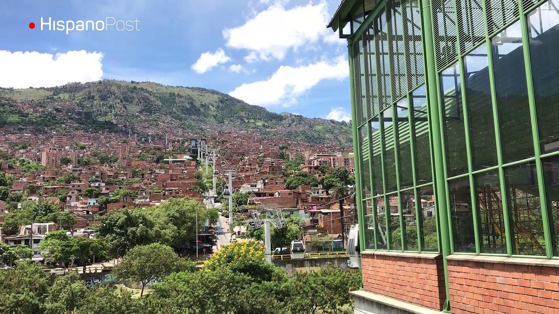 Metro y Metrocable de Medellín, reinserción social y cultural