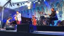 Baptiste Trotignon et son groupe à Jazz en ville