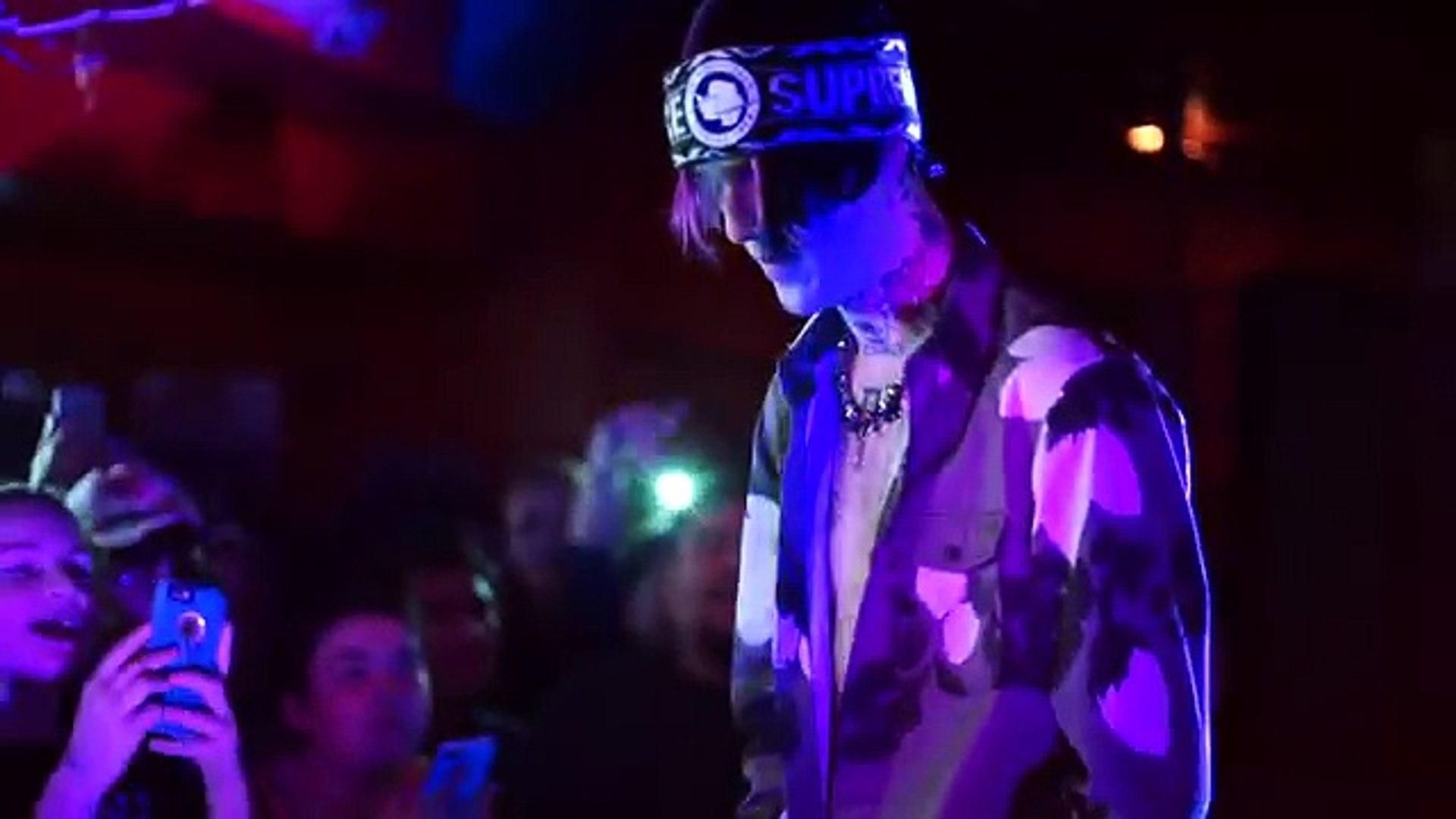 Lil Peep The Brightside Prod Smokeasac Video Dailymotion