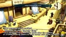 Libération orage bande annonce ultime Naruto shippuden ninja 4 dlc pack 2 date-nouveau jutsu-gaaras