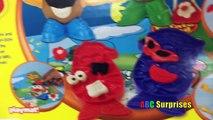 PLAY-DOH Mr. Potato Head Playset Mrs. Potato Head, Woody, Hamm [Toy Story] Review, Play
