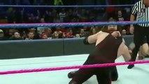 Kane vs Bray Wyatt Full Match - Randy Orton RKO Kane - WWE Smackdown 25 October 2016