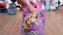 Caja Sorpresa Princesas Disney en español   Juguetes Sorpresa Ariel Cenicienta Rapunzel Ja