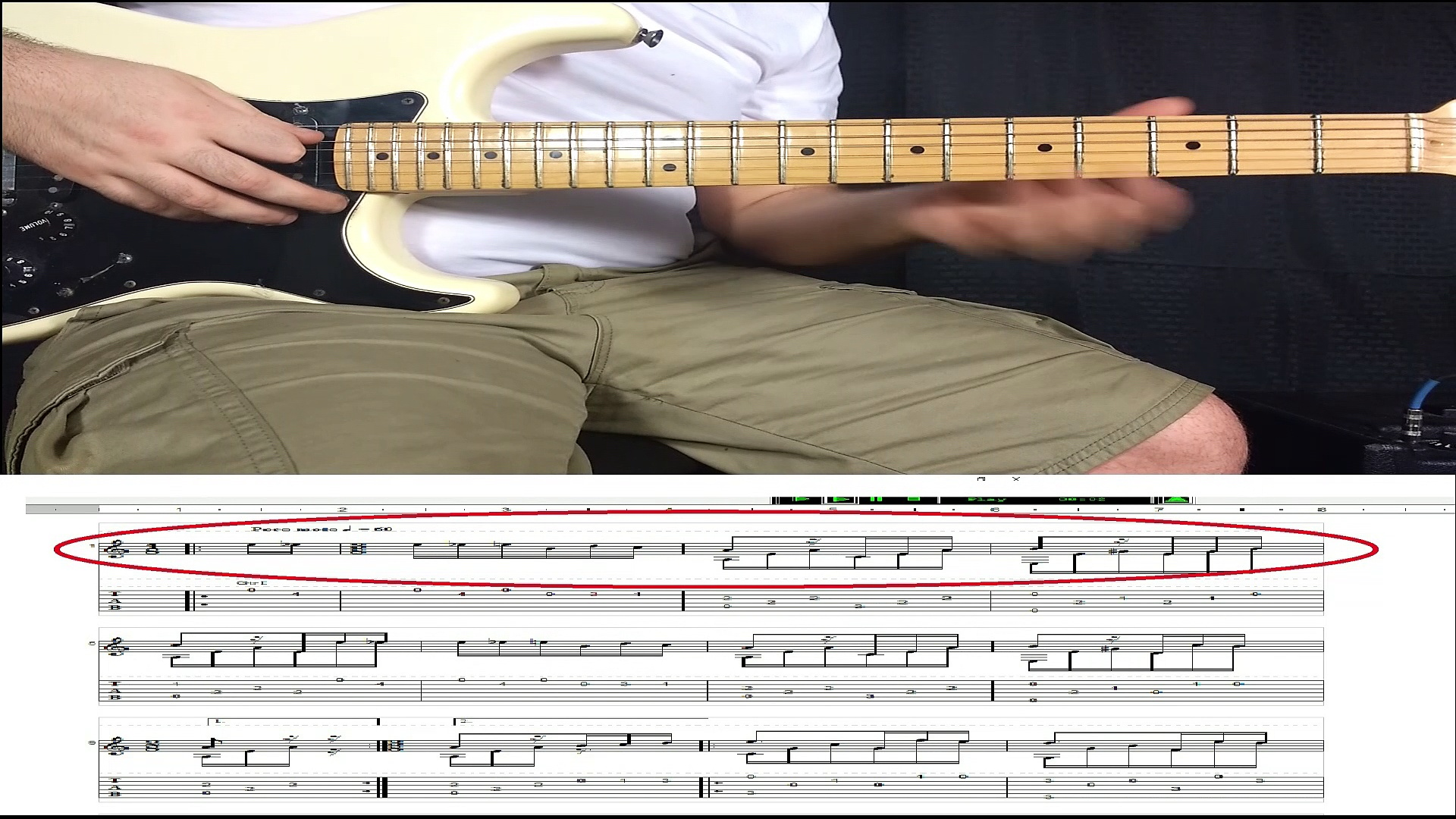 How To Read Guitar Tabs (Tablature)