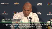 Zidane and Ramos seeking improvement from Real