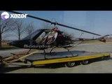 Bakıda maşın qiymətinə helikopter satılır