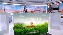 """Culture : Sylvain Tesson en librairie, """"Chouquette"""" au cinéma et rencontre avec Michel Boujenah"""