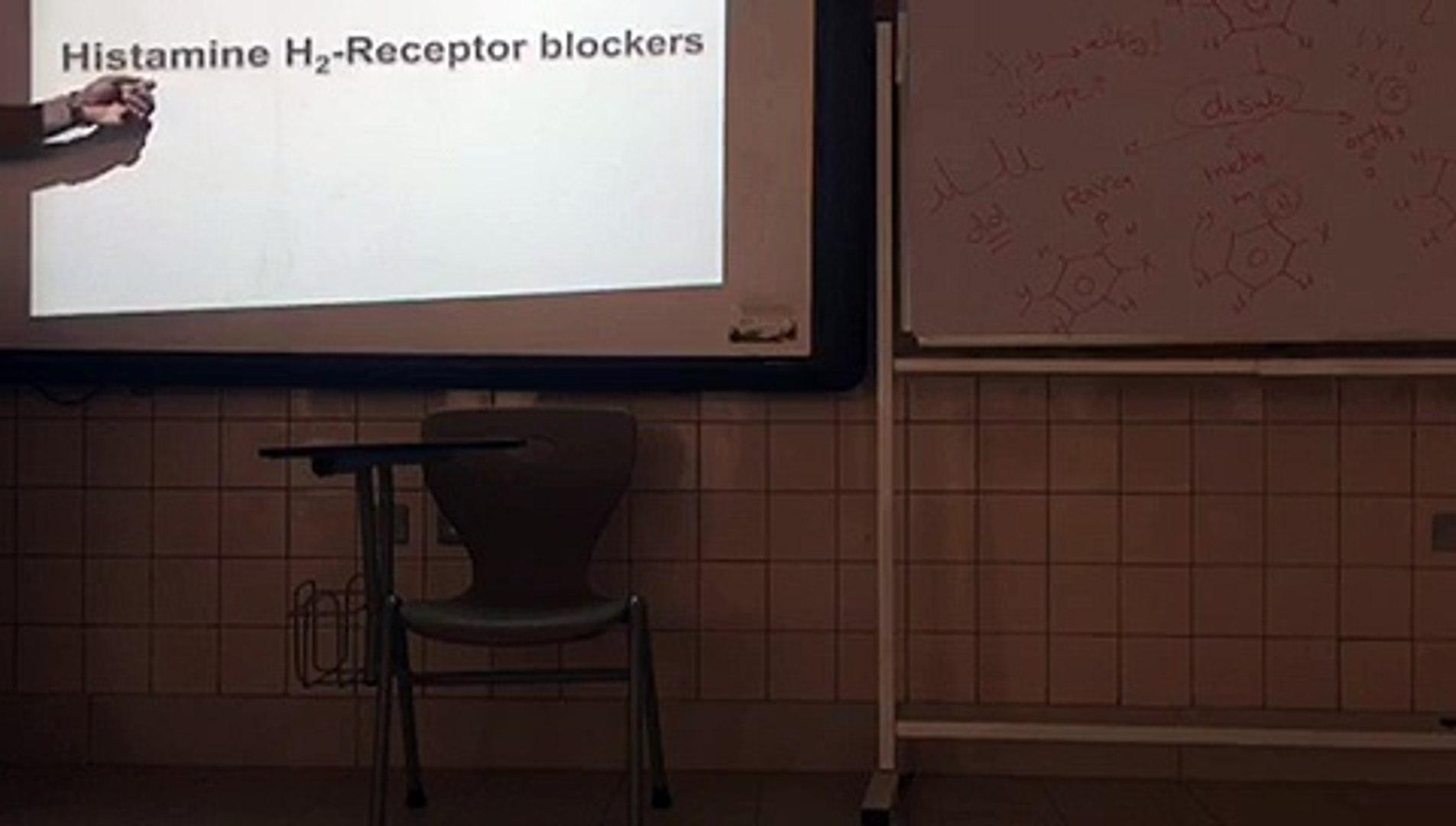كيمياء دوائية ( بداية محاضرة 6 ) تكملتها تسجيل