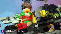 Homme chauve-souris détruire dans film infirmière farce super-héros bois Lego joker harley quinn ambulance ch