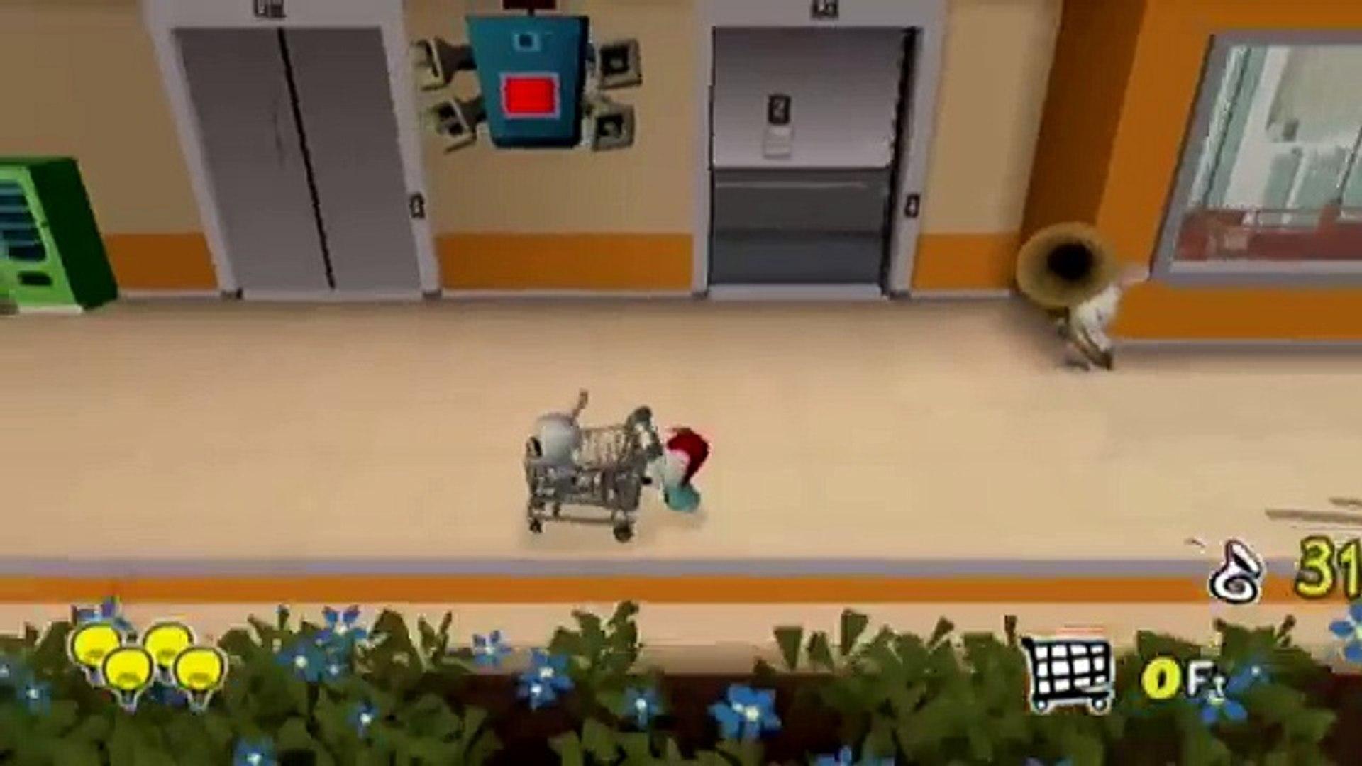 Eau stagnante Jeu aller domicile maison enfants vidéo 15 Rabbids Rabbids jeu vidéo de gameplay