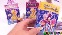Nouveau poney jouets jeunes filles pour jouets poney la surprise lunaire cheval surprise kinder nouveauté