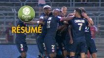Nîmes Olympique - Stade de Reims (0-1)  - Résumé - (NIMES-REIMS) / 2017-18