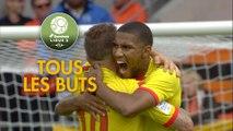 Tous les buts de la 1ère journée - Domino's Ligue 2 / 2017-18