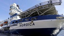 Ship sets record for earliest Northwest Passage transit