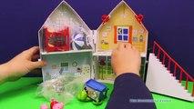 NEW Peppa Pig Holiday Sunshine Villa Playset new Casa de Vacaciones y Vacanze by Disney C