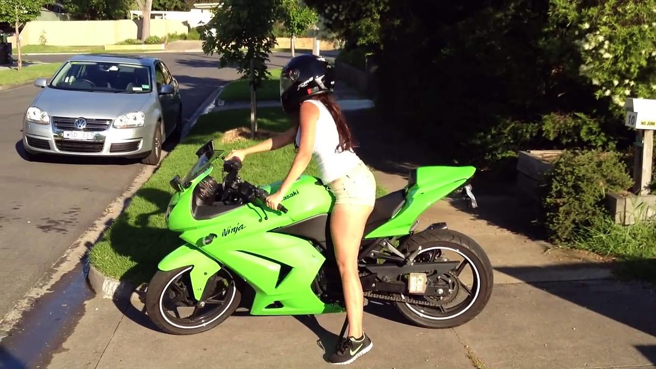 Ninja Kawasaki 250R