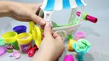 Crème pâte de la glace jouer Boutique jouets Play-Doh playset magasin de crème glacée pâte à fabriquer des jouets 2017