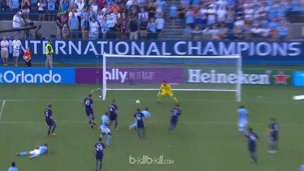 Highlight: Manchester City 3-0 Tottenham Hotspur