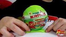 Fr dans monstres étoile jouets 1 enveloppes Magicbox espagnol
