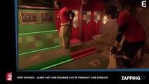 Fort Boyard – Jarry : Son énorme chute pendant une épreuve (Vidéo)