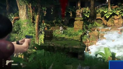 New Gameplay Walkthrough de Uncharted : The Lost Legacy