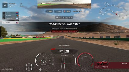 Single-player Gameplay de Gran Turismo Sport