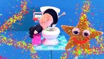 Et bébé mal patron poupées obtient enfants Besoins coup malade le le le le la jouets vidéo avec pukes |