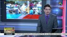 Participación masiva de venezolanos en elección es en todo el país