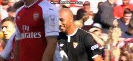 Steven Nzonzi Goal HD - Arsenal 1-2 Sevilla - 30.07.2017 HD