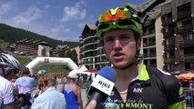 Hautes-Alpes : Les italiens trustent le podium du 140 km de la Risoul Queyras