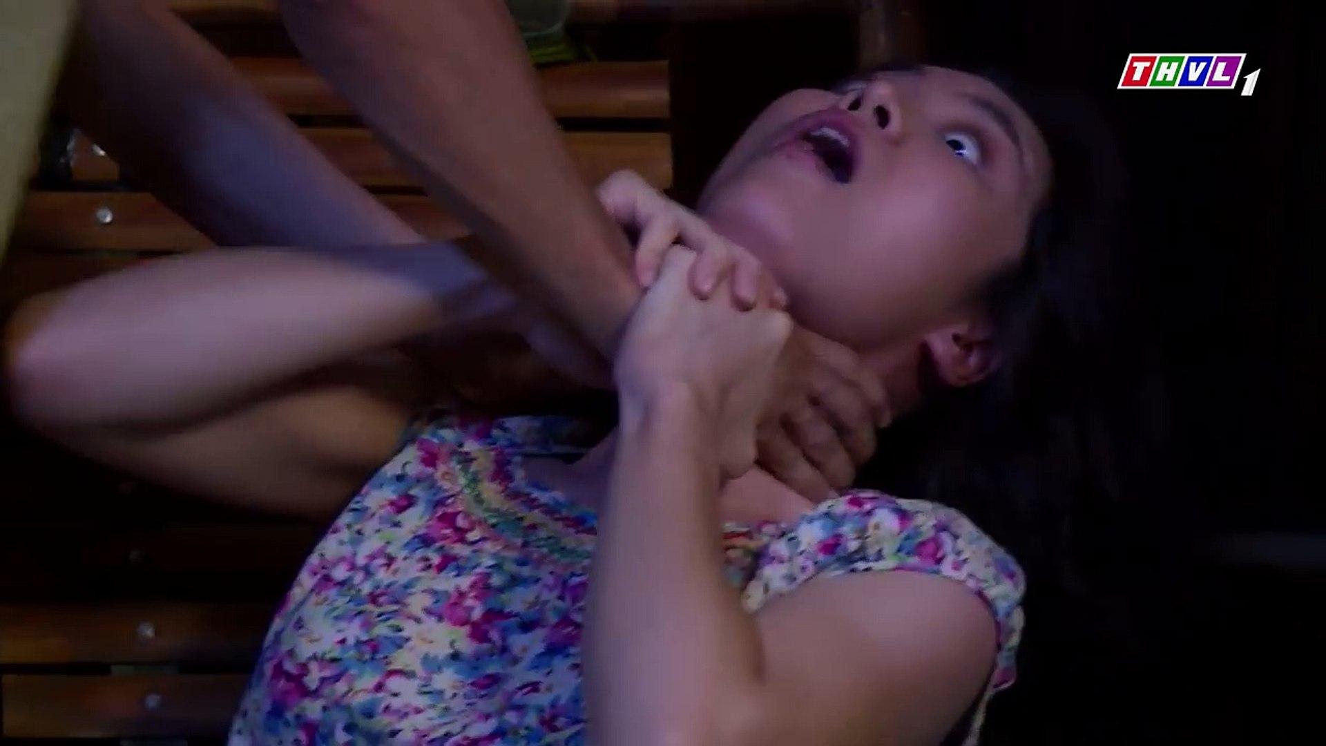 THVL - Sống trong bóng đêm - Tập 22-7  Hương gặp ác mộng thấy Lơ về tìm mình đòi mạng