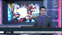 Informa CNE que elección de ANC venezolana marcha con normalidad