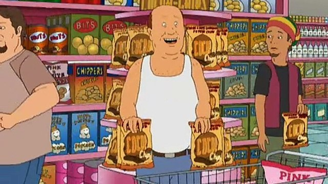 King Of The Hill S13E06 A Bill Full Of Dollars