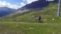 Mtb Klosters-Davos stabilized