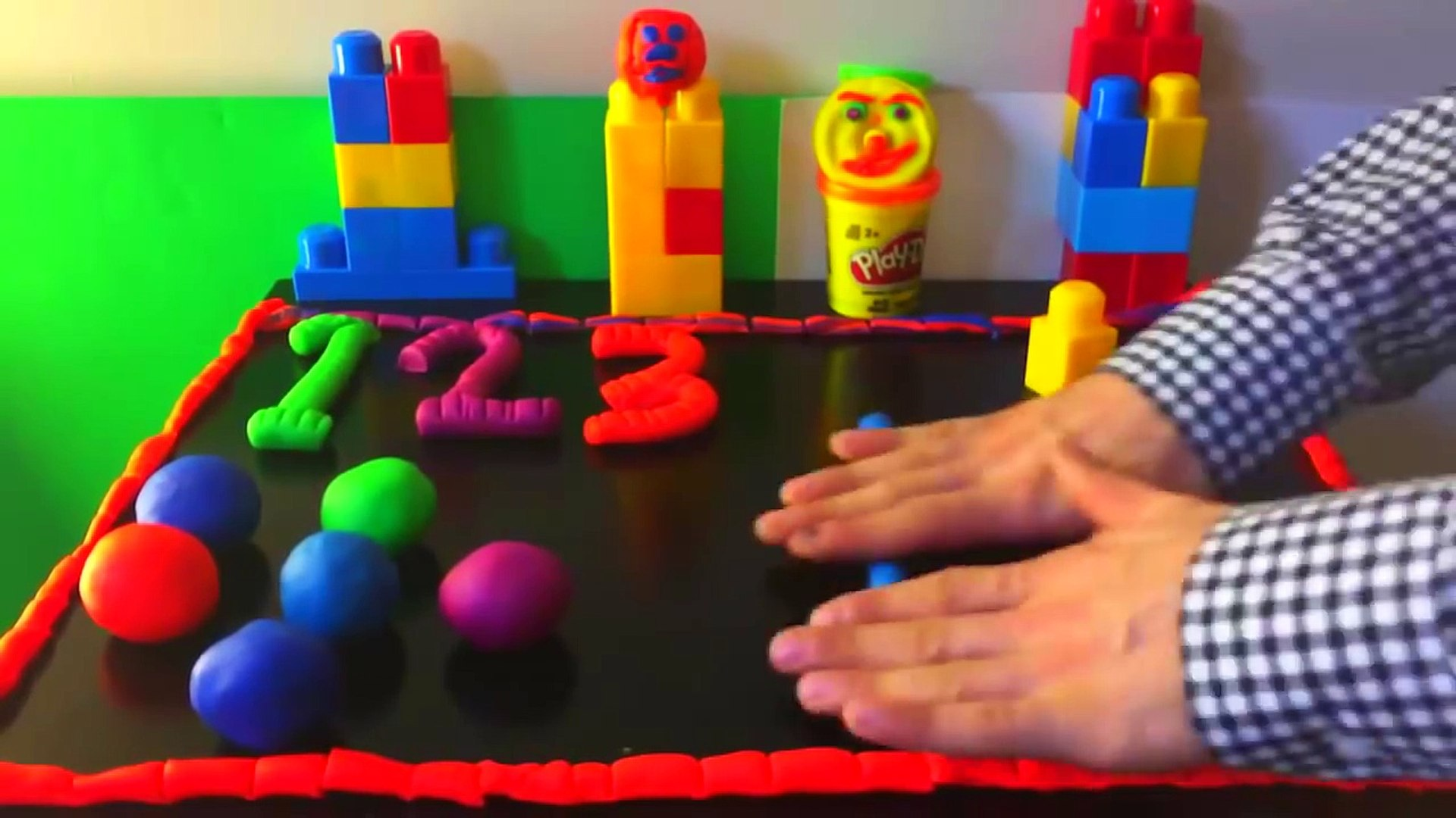 NEW Numbers song new | animated 3d numbers 1 to 10 | kids education videos | kids lovers