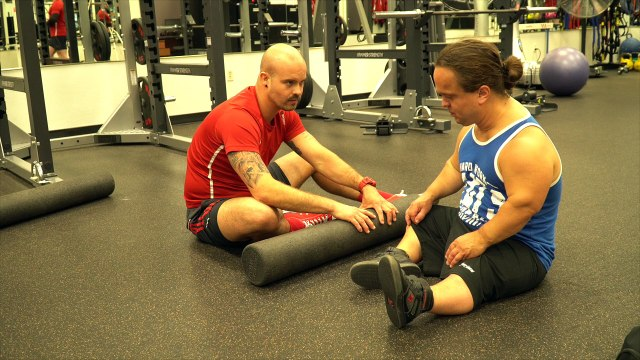 WORKING OUT STYLES - PROPER TRAINING START # 1 - WITH MIGHTY MIKE MIDGET MURGA - DAILYMOTION