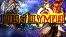 Dieux de Olympe tutoriel sur Quelle à hors première académie tir à larc et défenses