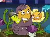 Contre des morts-vivants 20 plantes de parodie danimation de Jéhu Llerena Partie 3