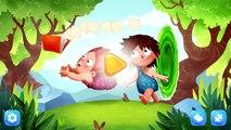 Créature ère Jai le préhistorique demandeurs enfants pour nouveau jeu les enfants explorent le monde insolite