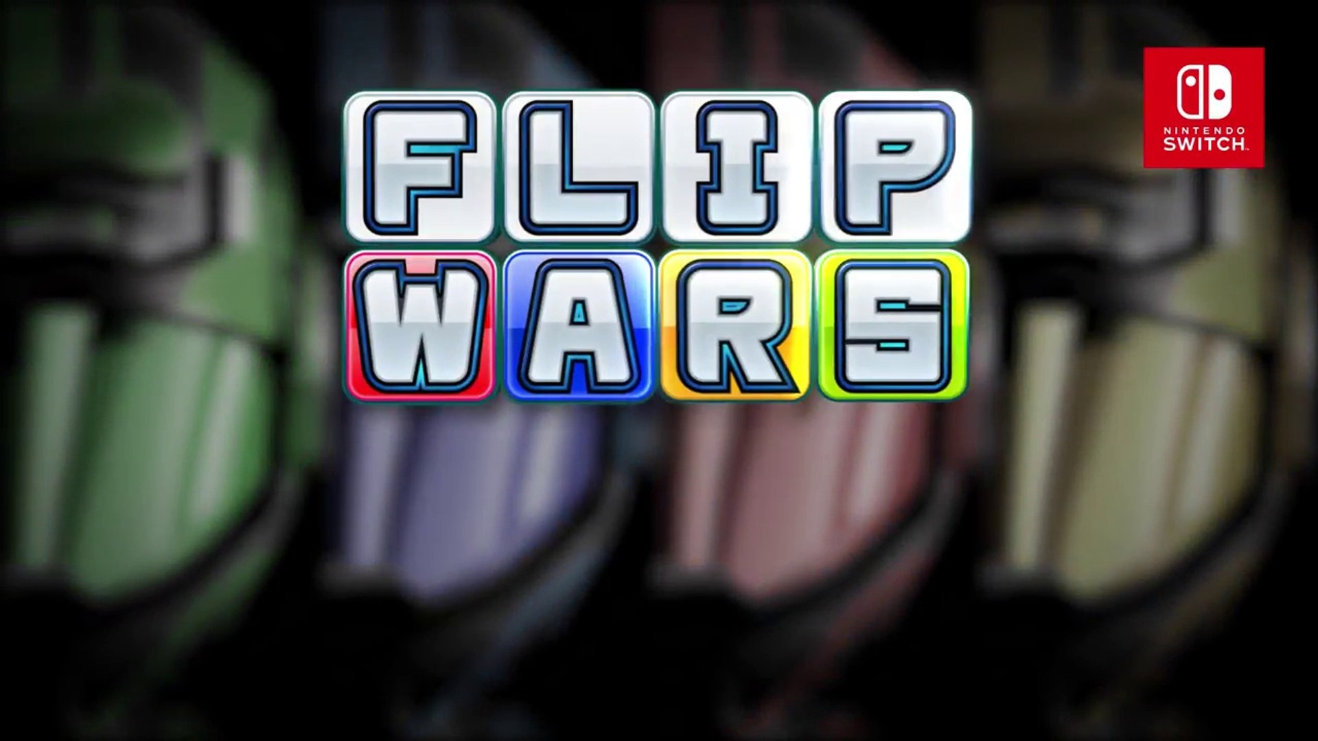 Flip Wars – Bande-annonce (Nintendo Switch)
