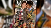 Gigi Hadid Poses With Zayn On Cover Of Vogue & Talk Gender Fluidity Of Fashion