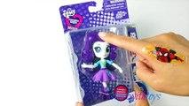 EAH Justine Dancer Custom My Little Pony Equestria Girls Mini Tutorial | Start With Toys