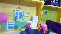 Chocolat porc piscine Peppa famille balles de george divers épisodes PEPP