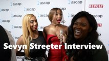 "HHV Exclusive: Sevyn Streeter talks ""Girl Disrupted"" album, dating, and ""All Eyez on Me"" movie at ASCAP Awards"