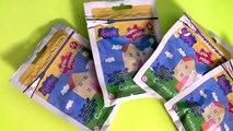 Des sacs aveugle porc jouer emboutisseurs doh Peppa surprise, super Stamps masse de peu Peppa pig