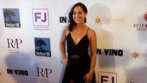 "Christina Elizabeth Smith ""In Vino"" Los Angeles Premiere Red Carpet"