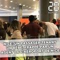 Nice: Un passager d'Easyjet, qui portait un bébé, frappé par un employé de l'aéroport